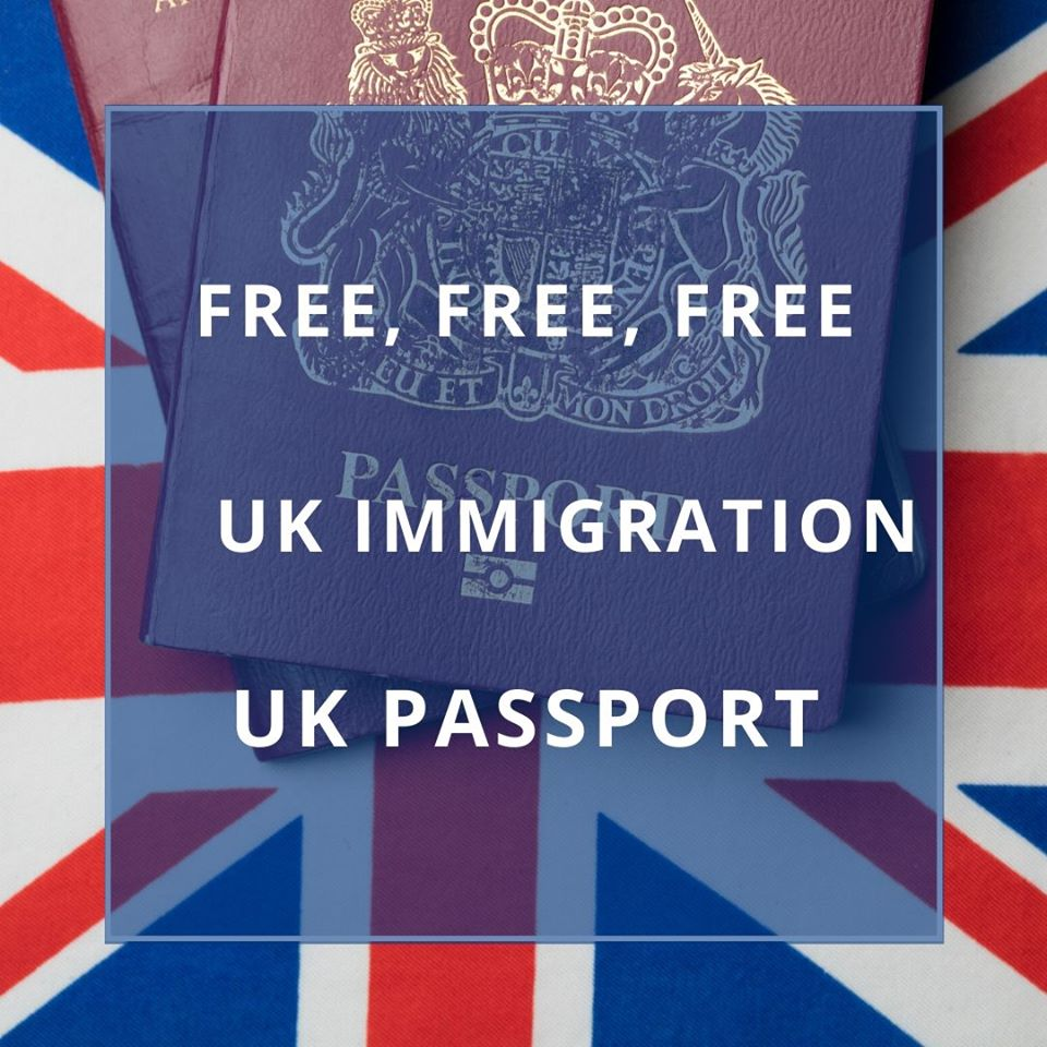FREE UK Immigration & Passport